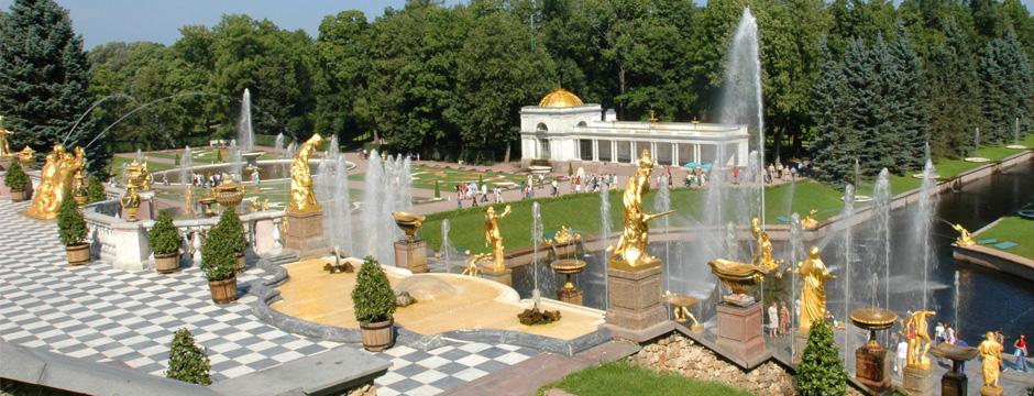Moscou e São Petersburgo