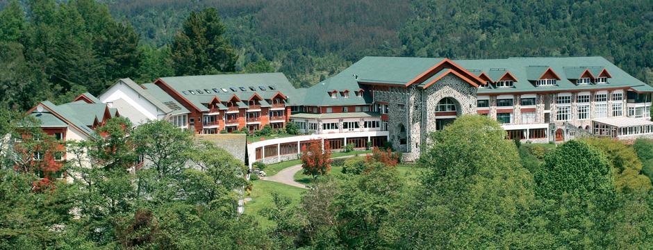 Neve e Termas - Puyehue SPA Resort 6 noites