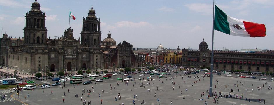 Extensão México Especial - parte terrestre