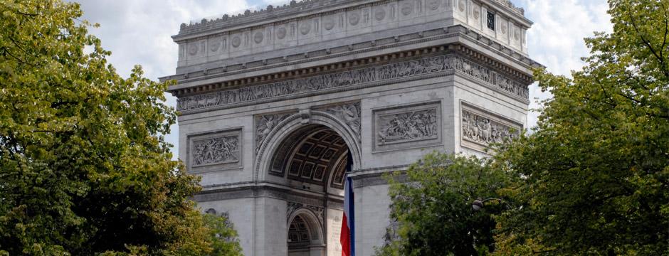 Glamourosa França - Tour Premium