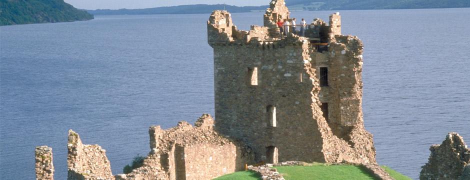 Paisagens da Escócia & Irlanda - sem aéreo