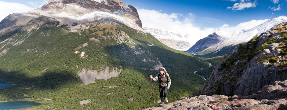 Travessia Explora - Torres del Paine a El Chalten