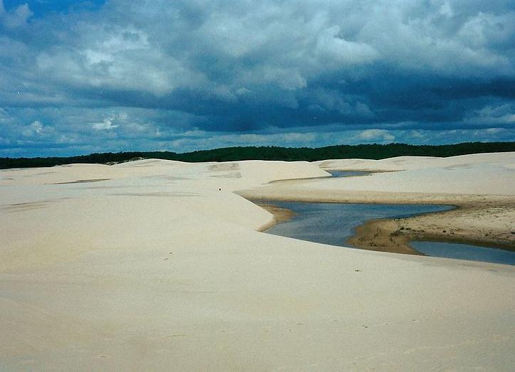 Dunas em Luis Correa_piaui
