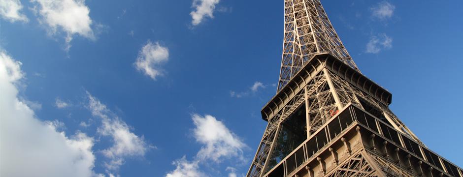 Paris e Países Baixos - sem aéreo
