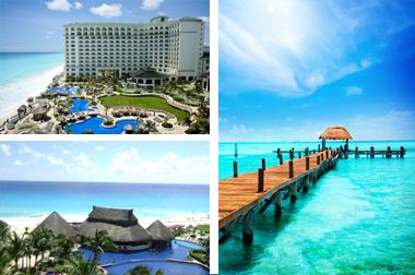 Cancun, Riviera Maya, México Colonial e muito mais