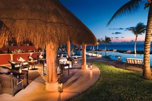 belíssimos bares no Zoëtry Paraiso de la Bonita