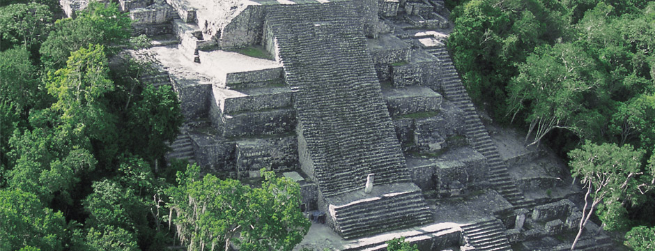Grande Tour do Mundo Maya - sem aéreo