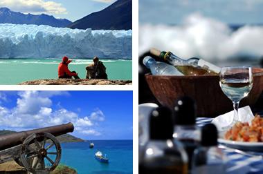 Procurando pacotes para Argentina, Chile, Colômbia, Euador, Peru, Uruguai e Bolívia, a FLOT Viagens oferece!