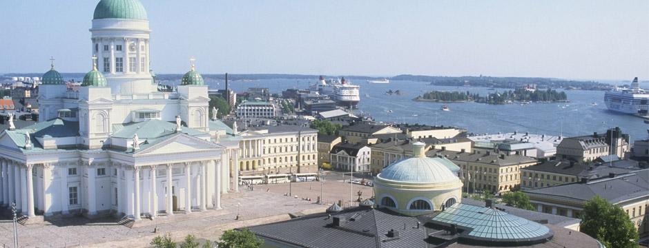 Escandinávia & Finlândia - Tour Clássico - sem aéreo