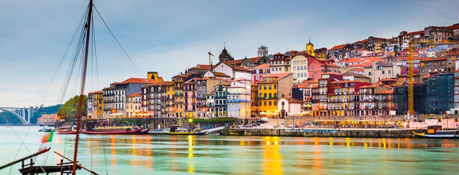 Lisboa e Porto - Low Coast