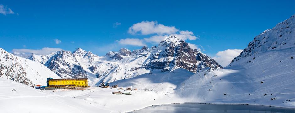 Portillo Ski Resort - 3 noites