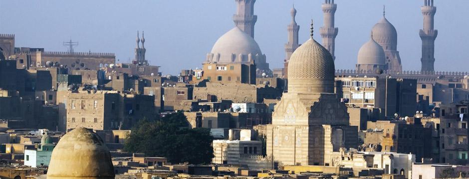Tesouros do Egito - sem aéreo