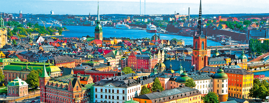 Estocolmo À Sua Maneira