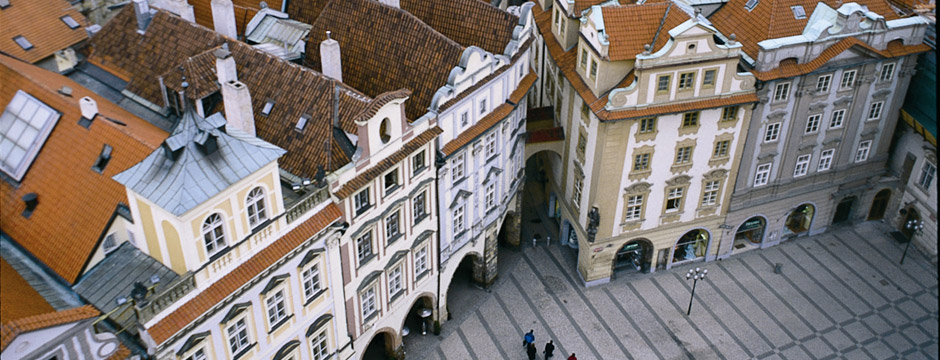 Praga & Viena - sem aéreo