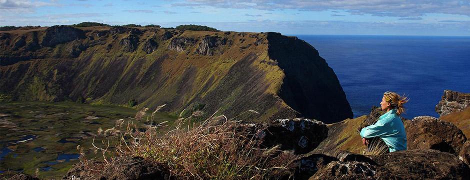 Ilha de Páscoa - sem aéreo