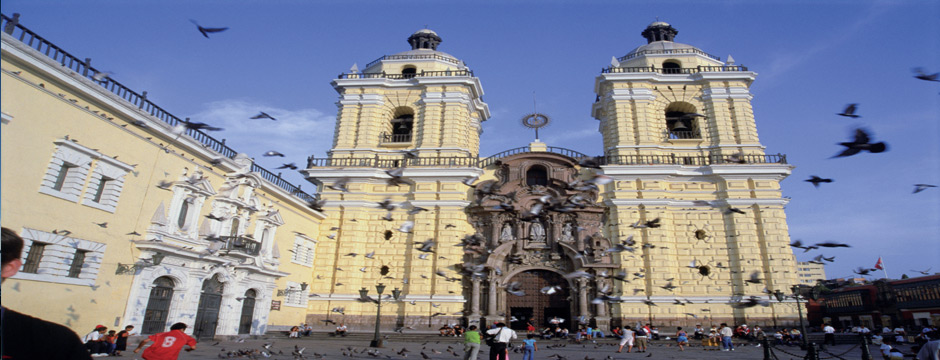Paisagens Peruanas