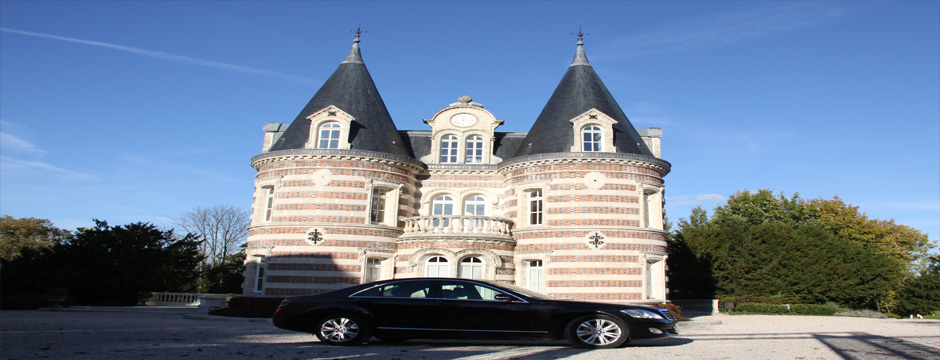 Champagne - Reims