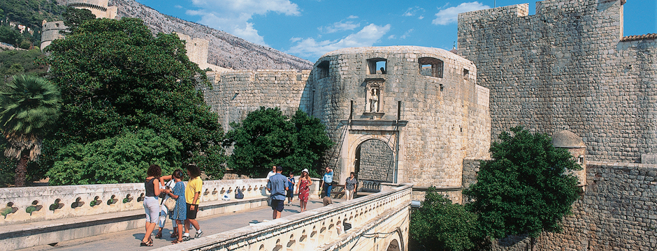 De Veneza a Dubrovnik