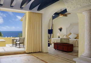 Romance Ocean Front One Bedroom Suite with Plunge Pool – De frente para o mar