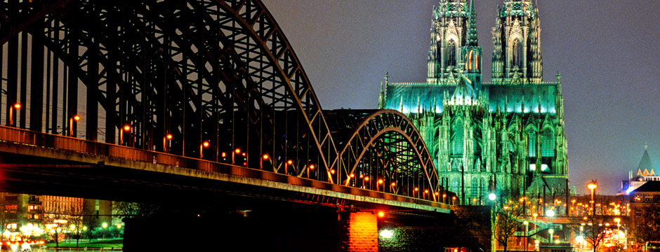Alemanha Romântica e Benelux - sem aéreo