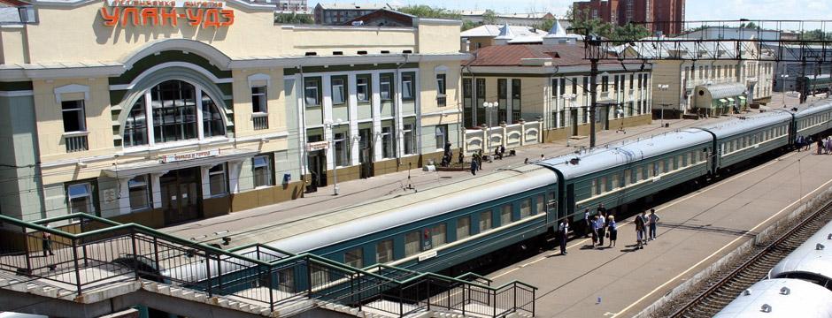 Grande Expresso Transiberiano 2014 - De Pequim a Moscou