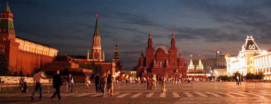 São Petersburgo e Moscou - Promoção do Mês