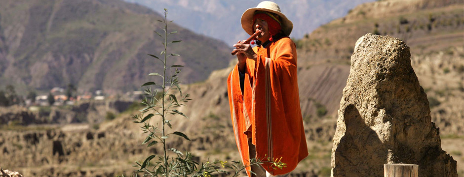 Encantos da Bolívia