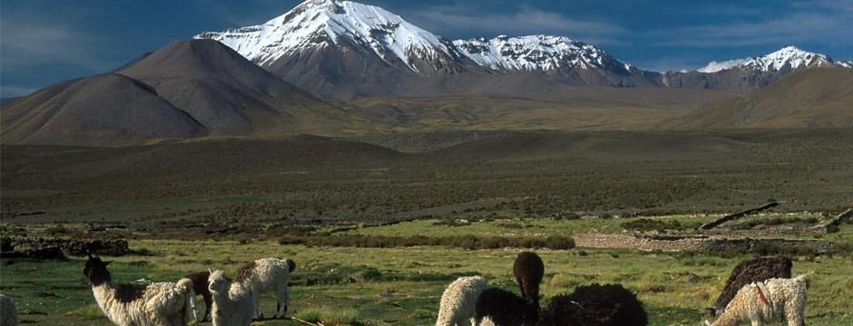 Deserto do Atacama - sem aéreo
