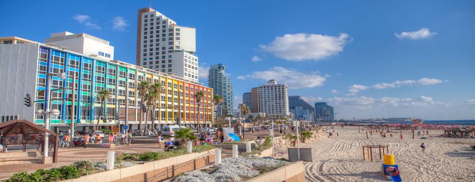 Tel Aviv A Sua Maneira