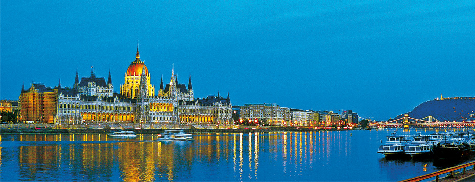 Berlim a Budapeste