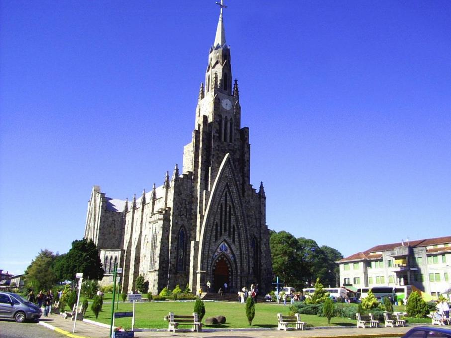 Igreja de Pedra_Canela