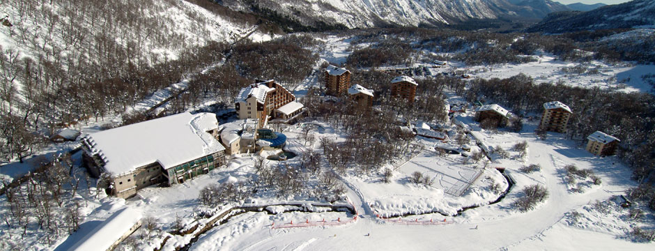 Termas de Chillan - Aprenda a Esquiar 7 noites