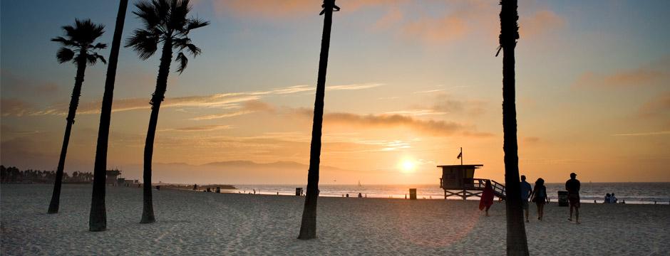 Los Angeles - A cidade do cinema, estrelas & compras - sem aéreo