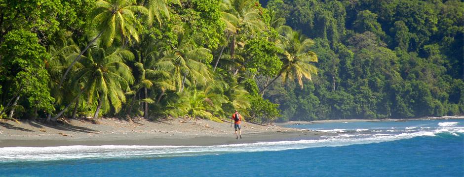 Costa Rica do Caribe ao Pacífico - sem aéreo