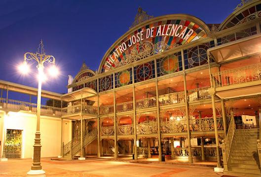 Teatro-Jose de alencar