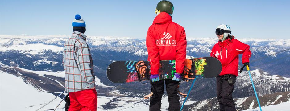 Aprenda a Esquiar em Corralco - 04 noites