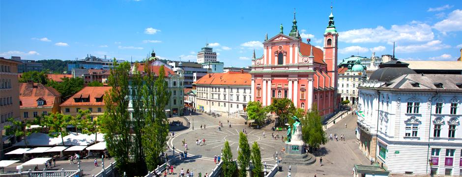 Era uma vez Eslovênia