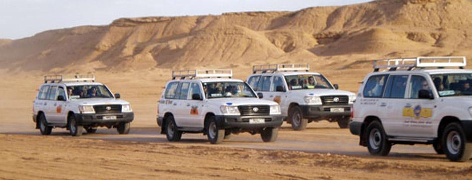 Tunísia: Encantos do Deserto