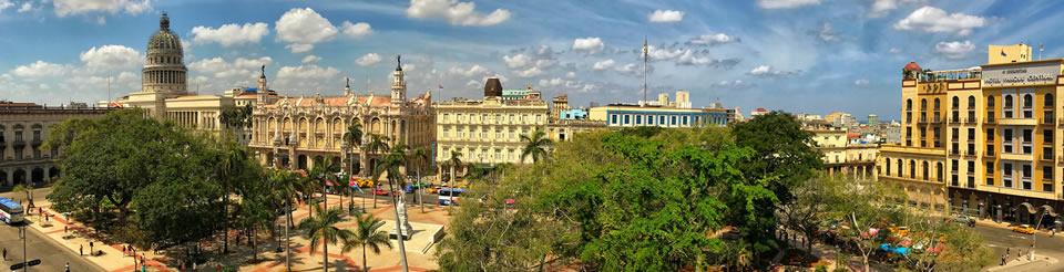 A capital de Cuba!