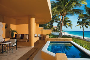 Ocean Front Master Suite Two Bedroom with Plunge Pool – De frente para o mar
