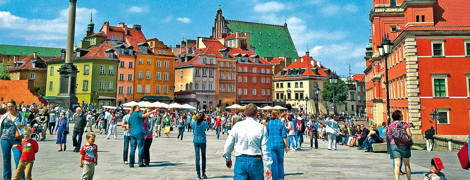 Polônia, Leste Europeu & Rússia - Tour Premium - sem aéreo