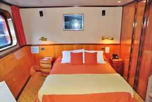 cabines Cruzeiro Skorpios III
