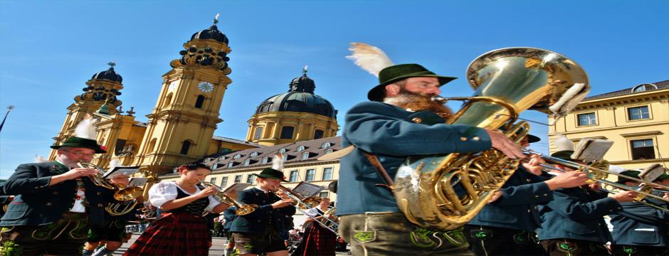 Alemanha Romântica e Áustria Esplêndida 2015