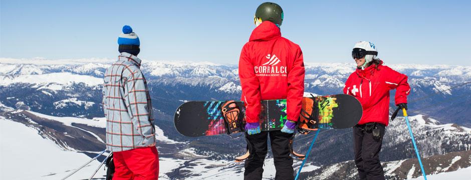 Aprenda a Esquiar em Corralco - 07 noites