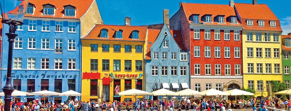 Lendas Escandinavas e Helsinque - sem aéreo