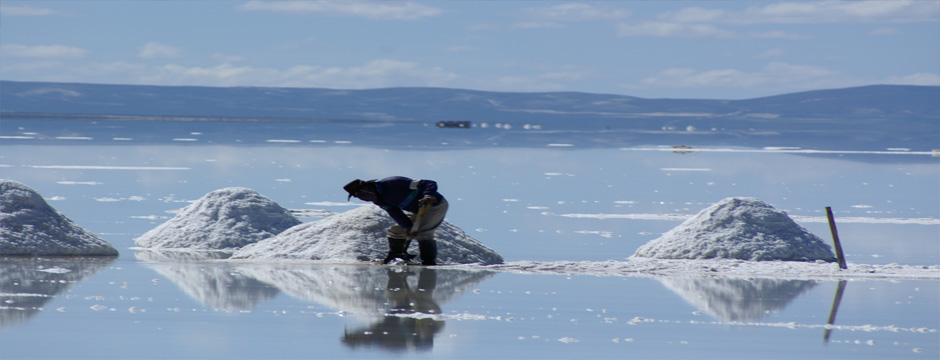 Peru, Lago Titicaca e Bolívia com Salar do Uyuni