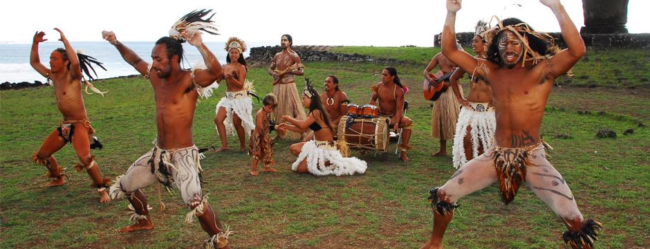 Sonho Hangaroa na Ilha de Páscoa