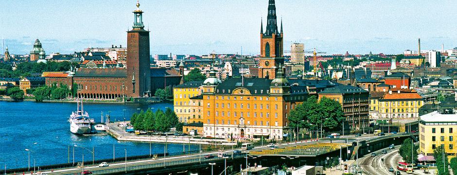 Lendas Escandinavas - sem aéreo