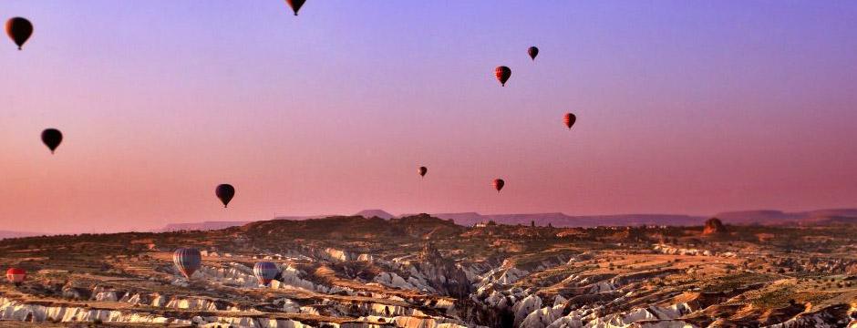 Istambul e Capadócia Especial - sem aéreo