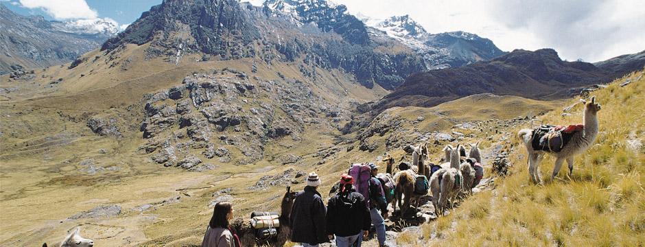 Grande Panorama Andino - sem aéreo